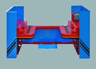 PTS with chain conveyor.
